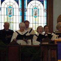 New Wappetaw Presbyterian Adult Choir
