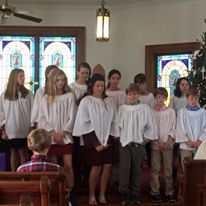 Music at New Wappetaw: Sunshine-choir